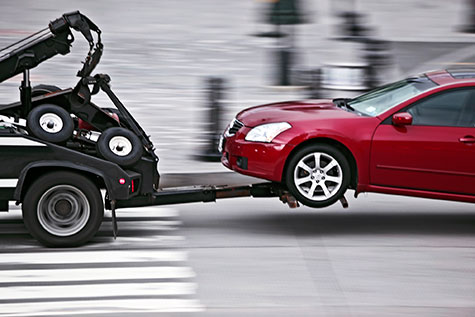 Vehicle Repossession Attorney